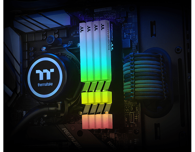 MODULO 8GB (4000 MHZ) TOUGHRAM RGB - THERMALTAKE