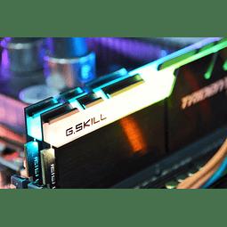 MODULO 16GB (3200 MHZ) TRIDENT Z RGB - GSKILL