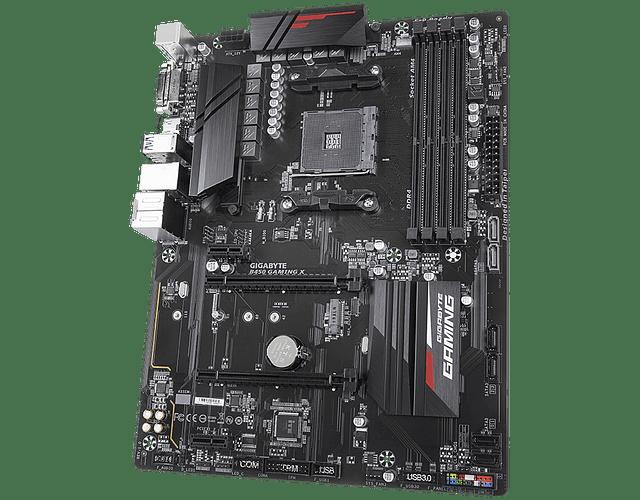 B450 GAMING X - GIGABYTE / AMD RYZEN