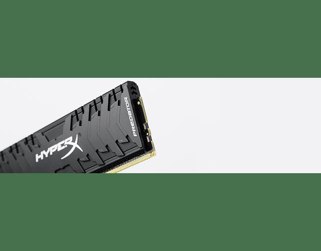 MODULO 8GB (3000 MHZ) PREDATOR RGB - HYPERX