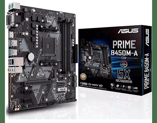B450 M-A PRIME - ASUS / AMD RYZEN