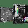 B450M STEEL LEGEND RGB / MICRO - ASROCK / AMD RYZEN