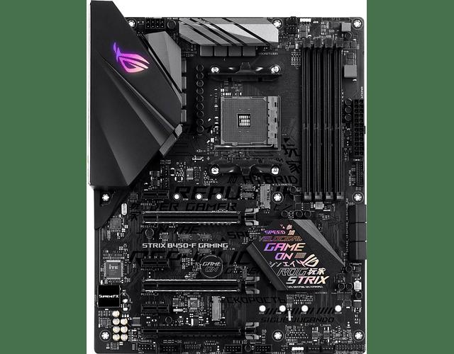 B450-F ROG STRIX GAMING - ASUS / AMD RYZEN