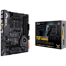 X570 TUF GAMING PLUS WIFI - ASUS / AMD RYZEN
