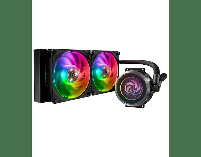 MASTER LIQUID 240P MIRAGE RGB - COOLER MASTER