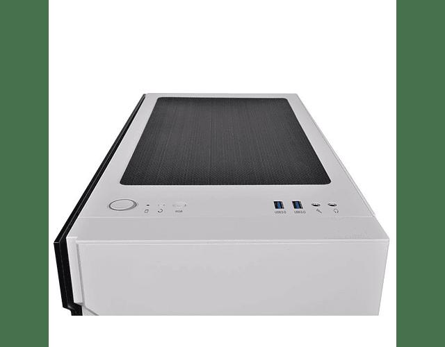 H200 WHITE RGB VID.TEMP- THERMALTAKE