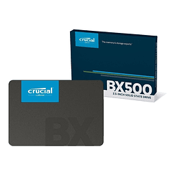 SOLIDO SATA (SSD) 1TB - CRUCIAL BX500