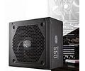 FUENTE REAL 550W  80 PLUS WHITE - COOLER MASTER