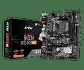 B450M PRO - M2 MAX - MSI / AMD RYZEN