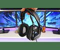VOID ELITE GAMER RGB / POR CABLE USB 7.1  - CORSAIR