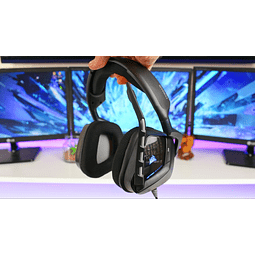 VOID ELITE GAMER RGB / CABLE USB 7.1 - CORSAIR