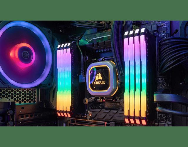 MODULO 8GB (3600 MHZ) VENGANCE RGB PRO - CORSAIR
