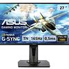 """ASUS 27"""" GAMING (0,5ms- 165Hz-GSYNC)"""