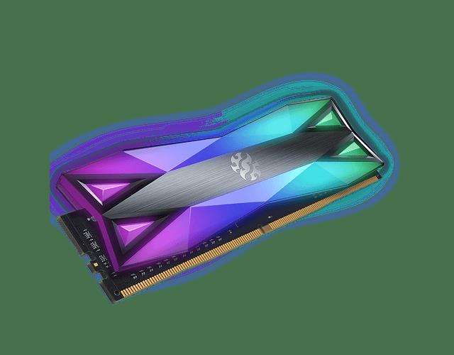 MODULO 8GB (3000 MHZ) CRYSTAL RGB - XPG