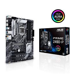 Z490 PRIME - ASUS / INTEL 10 GEN.