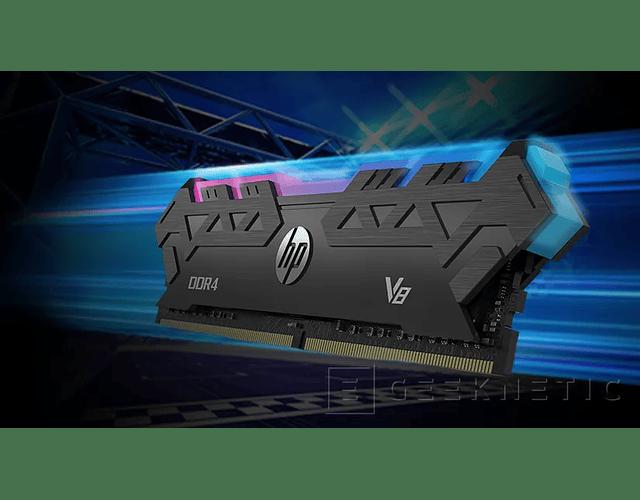 MODULO 8GB (3200 MHZ) V8 RGB - HP