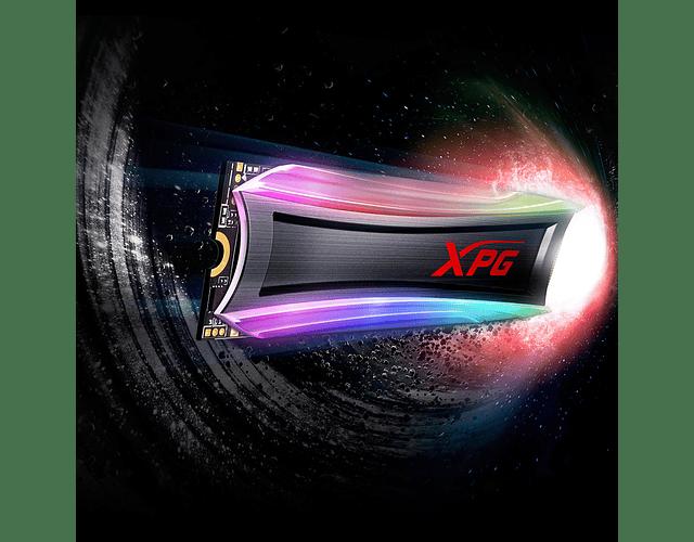 SOLIDO (M2) NVMe 1 TB RGB - XPG S40G