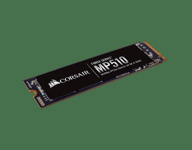 SOLIDO (M2) NVMe 240GB MP510 - CORSAIR