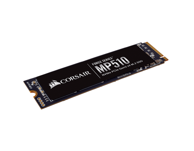 SOLIDO (M2) NVMe 240GB MP510 - CORSAIR