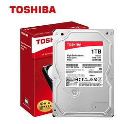 DISCO 1 TERA PC / 64MB / 7200RPM - TOSHIBA