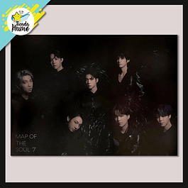 POSTER BTS - MAP OF THE SOUL 7 (Ver. 2)