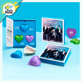 BTS X MEDIHEAL SPECIAL EDITION – BIO CAPSULIN LOVE ME MASK SET