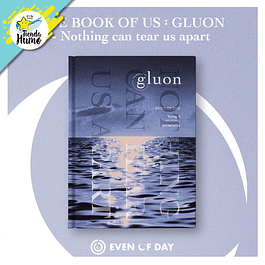 DAY6 - THE BOOK OF US (GLUON – NOTHING CAN TEAR US APART)