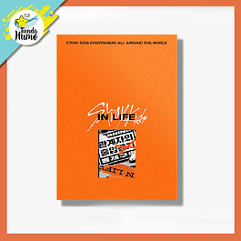 STRAY KIDS - REPACKPAGE IN LIFE (A Ver.)