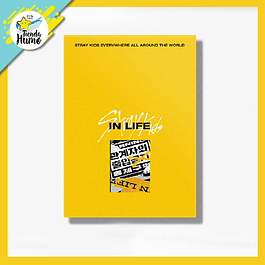 STRAY KIDS - REPACKPAGE IN LIFE (B Ver.)
