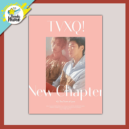 TVXQ - NEW CHAPTER 2 (PINK Ver.)
