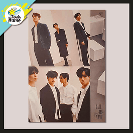 POSTER GOT7 - CALL MY NAME (A Ver.)
