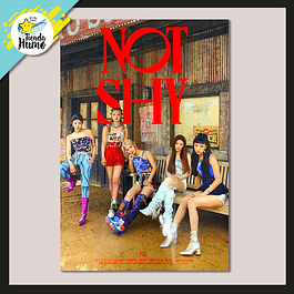 POSTER ITZY - NOT SHY (C Ver.)