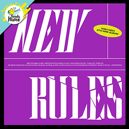 WEKI MEKI - NEW RULES (BREAK ver.)