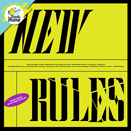 WEKI MEKI - NEW RULES (TAKE ver.)
