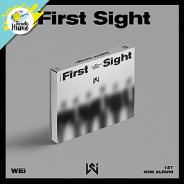 WEI - IDENTITY: FIRST SIGHT (I ver.)