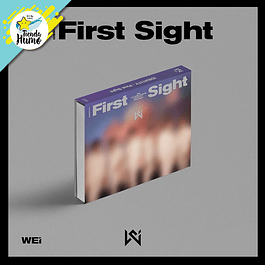WEI - IDENTITY: FIRST SIGHT (WE ver.)