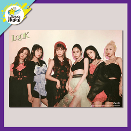 POSTER APINK - LOOK (A VER.)