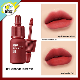 01 INK VELVET GOOD BRICK - PERIPERA