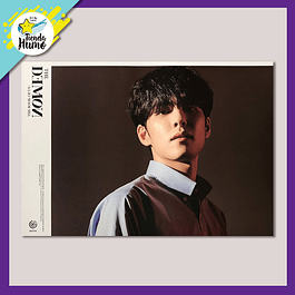 POSTER DAY6 - THE BOOK OF US : THE DEMON (WONPIL VER.)