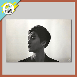 POSTER EXO SUHO - SELF PORTRAIT ARCHIVE 2