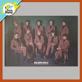 POSTER GOLDENCHILD - WITHOUT YOU (VER. 1)