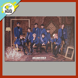 POSTER GOLDENCHILD - WITHOUT YOU (VER. 2)
