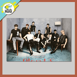 POSTER SF9 - 9loryUS (BLACK CHASER VER.)