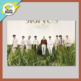POSTER SF9 - 9loryUS (GOLDEN CHASER VER.)