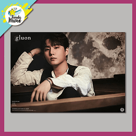 POSTER DAY6 - GLUON (YOUNG K Ver.)