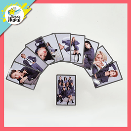 PHOTOCARD TWICE - EYES WIDE OPEN (STYLE Ver.)