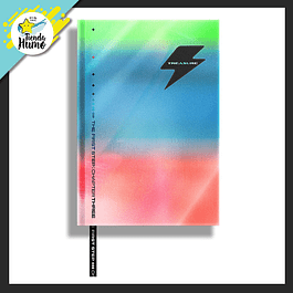 TREASURE - THE FIRST STEP : CHAPTER THREE (BLACK Ver.)