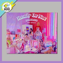 MOMOLAND - READY OR NOT