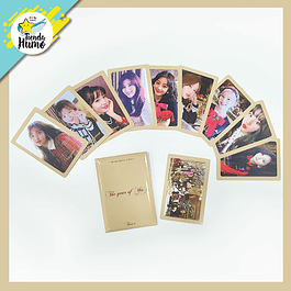 PHOTOCARD TWICE - YEAR OR YES (A Ver.)