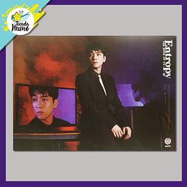 POSTER DAY6 - THE BOOK OF US: ENTROPY SUNGJIN